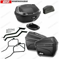 Set GIVI Coffre B47NTML Et Valises E22N Honda CB 125F (15>16)