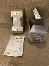 Leviton White Multi-Remote For Mural Touch Point Dimmer Switch Ms00R-10W