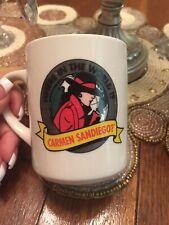 Where is Carmen Sandiego Holiday Inn Family Fun Coffee Cup Mug