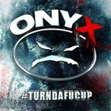 #TURNDAFUCUP by Onyx (CD, Jul-2014, X-Ray Records)