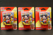 Disney Mickey Mouse Clubhouse Automatic LED Night Light Set of 3 New