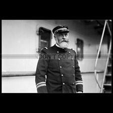 Photo B.002914 CAPITAINE EUGENE PONCELET PAQUEBOT SS FRANCE 1912 CGT FRENCH LINE