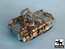 Black Dog 1/72 M2 Bradley Iraq War Accessories Set (for Dragon kit) T72006