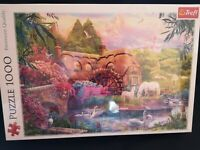 TREFL FAIRYLAND JIGSAW PUZZLE - 1000 PIECES- BRAND NEW AND SEALED