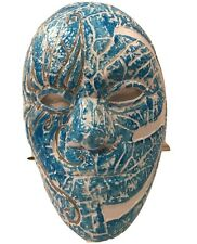 UK JOHNNY 3 TEARS J3T HOLLYWOOD UNDEAD PLASTIC MASK FANCY DRESS HALLOWEEN THREE