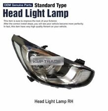 OEM Parts Head Light Lamp Assembly Right for HYUNDAI 2011 - 2016 Verna / Accent
