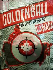 0.25g Bio Airsoft BB - 12,000 BBs (4 bags of 3,000) - GoldenBall Canada