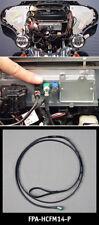 J&M FPA-HCFM14-P FLEXPOWER In-Fairing AM/FM/WB Antenna Harley 14-18 Ultra Street