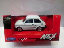 FIAT 126  SCALA  1:43 Nuovo  Welly  NEX MODELS