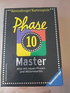 Phase 10 Master Kartenspiel von Ravensburger