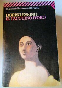 Doris Lessing -IL TACCUINO D'ORO -Feltrinelli