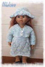 vêtements compatible poupée Wichtel 32 cm