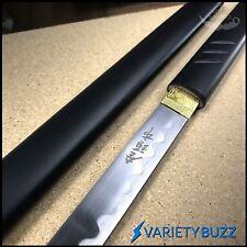 "41"" Musashi Black Wood Shirasaya Japanese Samurai Katana Sword Ninja Bushido NEW"