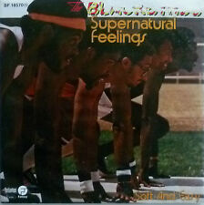"7"" 1977 RARE ! THE BLACKBYRDS : Supernatural Feelings"