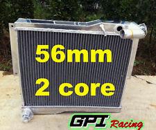 FOR ALUMINUM RADIATOR MG MGB GT/ROADSTER 1977-1980 1977 1978 56MM