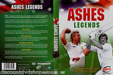 Ashes Legends (DVD, 2013) NEW DVD