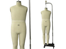 Professional Pro Male Working Dress Formmannequinfull Size 42 Withlegs