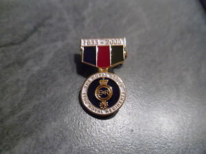 Royal Scots brooch pin badge, based on the RS350 medal, High quality, made in UK