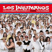 CD DVD Y LIBRO LOS INHUMANOS...LOS HOMBRES QUE AMABAN A TODAS LAS MUJERES.......