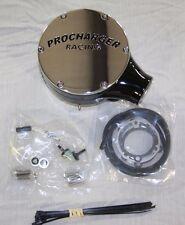 Procharger Supercharger Intake Bonnet Assembly for 06-07 Harley Touring Models