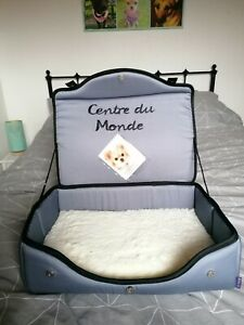 Small Dog Suitcase Bed