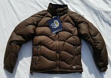 Mountain Hardwear Woman's Brown Downtown Down Puffy Puffer Jacket Size XS NWD