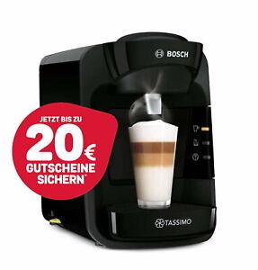 B-Ware Bosch TASSIMO SUNY 20 EUR Gutscheine* Heißgetränkemaschine Kaffeemaschine