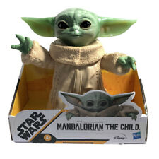 The Mandalorian The Child Baby Yoda Star Wars Disney+ Posable Action Figure NEW
