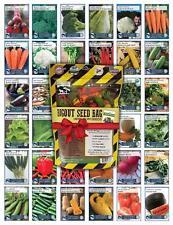 22,000 Non Gmo Heirloom Vegetable Seeds, Survival Garden, Emergency Seed Vault,