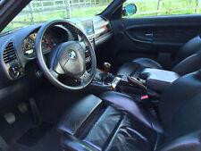 Original BMW M Technik M3 3 Speichen Leder Sportlenkrad mit farbiger M Naht