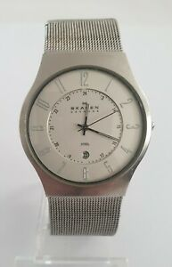 Skagen Denmark Mens' Watch 233XLSS