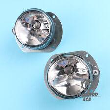 2 Pcs  L&R Bumper Fog Front Light Lamp For Benz W164 R171 W204 C300 CL550