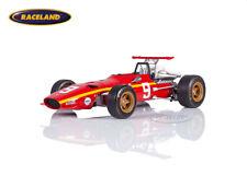 Ferrari 312/68 V12 F1 4° GP Deutschland 1968 Jacky Ickx, Tecnomodel 1:18