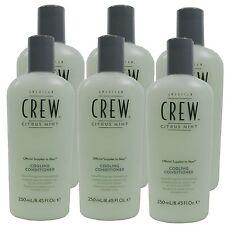 American Crew Citrus Mint  Conditioner 8.45 oz PACK OF 6