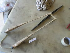 Used Dual Wiper Arm Assy, Missing Parts, for Military Vehicle????