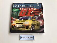 Notice - Sega GT - Sega Dreamcast - PAL EUR