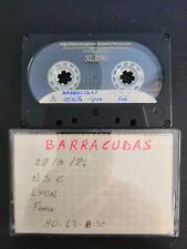 Barracudas Live at NSC Lyon 28-03-1984 2nd Gen Cassette Tape