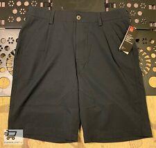 UNDER ARMOUR Men's Vented Golf Shorts - BLACK - 1293917 - SIZE 34