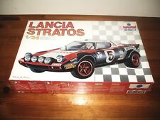 ESCI 1/24 LANCIA STRATOS TURBO SPORTS CAR  MODEL KIT NO. 3059