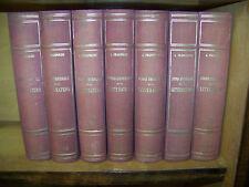 Storia Universale della Letteratura - 7 vol. UTET -