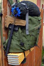 United Cutlery M48 Hawk Sheath - Coyote Brown Kydex/Malice Clip Suspension