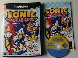 Sonic Mega Collection Gamecube C340A1