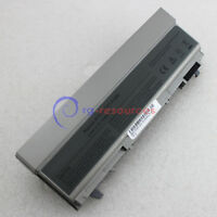 NEW 12Cell Battery For DELL H1391 W1193 GU715 E6500 312-7414 312-0754 Notebook