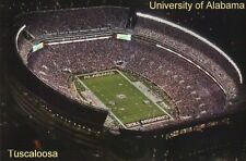 University of Alabama Football Stadium,Tuscaloosa AL, College, Aerial - Postcard