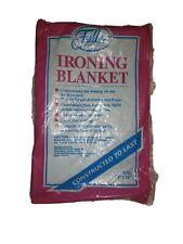 Vintage Fuller Ironing Blanket 24 X 28 New Old stock Iron Mat Usa Laundry