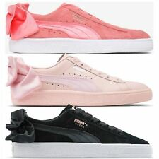 d9a8343ea7a Puma Suede Bow Womens Trainers~RRP £70~Sizes UK 3 to 7.5
