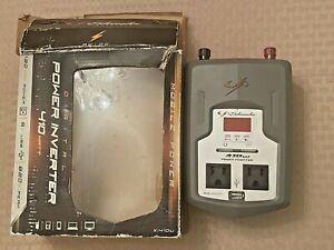 SCHUMACHER PID410 Schumacher 410W Power Inverter NIB