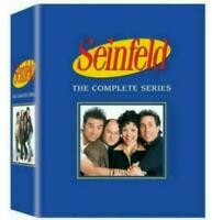 Seinfeld The Complete Series Seasons 1-9  collection (DVD 2013, 33-Disc box Set)