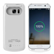 4200mAh White Portable Power Battery Charger Case For Samsung S7 Power Bank Pack