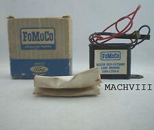 NOS Ford Exterior Lamp Warning Buzzer Kit  Headlight - Mustang Cougar Custom LTD